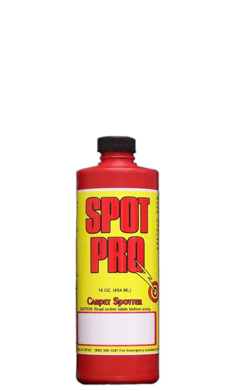 Spot Pro Carpet Spotter W Trigger Sprayer 1 Pt